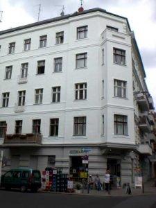 Fassadenaufwertung Berlin Schöneberg