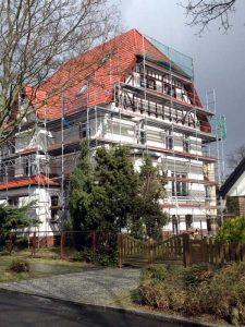 Fassadensanierung Berlin Biesdorf