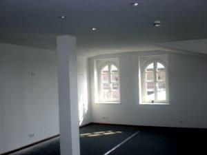 Umbau einer Stallung in Wohnraum Bohnsdorf