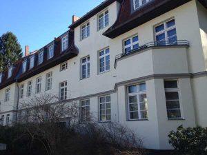 Wiederherstellung Spritzputz Berlin Zehlendorf
