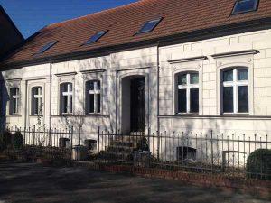 Wiederherstellung Stuckfassade Berlin Malchow